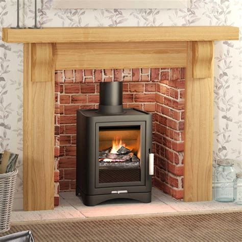 Oak Wood For Fireplace by Be Modern Holtwood Solid Oak Fireplace Surround Flames Co Uk