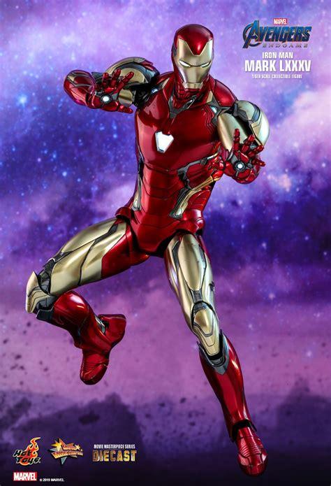hot toys avengers endgame iron man mark lxxxv
