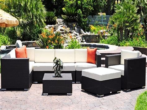 discount modern outdoor furniture ideas for small backyards