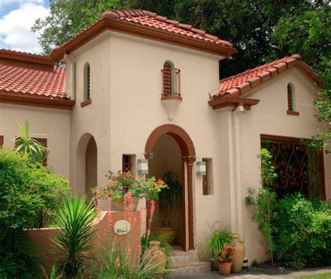 spanish style homes exterior paint colors dream home on pinterest wrap around porches farm houses