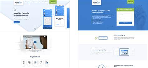 growthpress wordpress theme for seo digital marketing