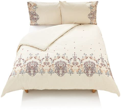 Marks And Spencer Bedding Sets Marks And Spencer Zarah Embroidered Bedding Set