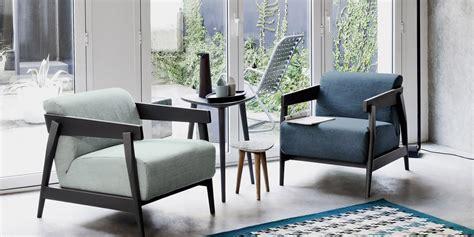 Blue Armchairs Brick 305 Gervasoni