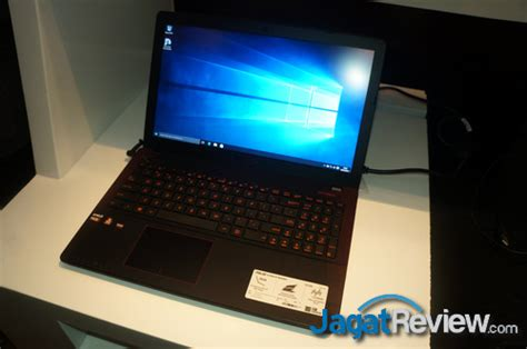Laptop Asus X550iu on asus x550iu part 1 menguji amd fx 9830p bristol ridge terkencang 35w jagat review