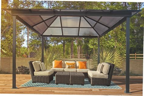 Lowes Gazebo Find This Pin And More On Gazebos Patio Lowes Patio Gazebo