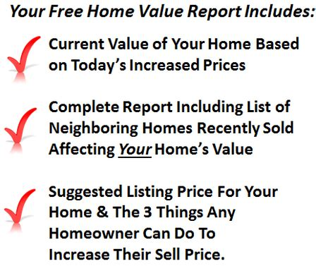 how much is your home worth home