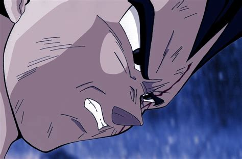 imagenes de vegeta triste vegeta lost by fear229 on deviantart