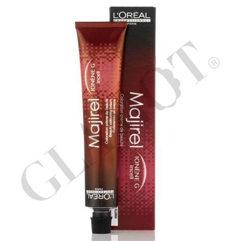 loreal majirel hair colour l or 233 al professionnel majirel glamot