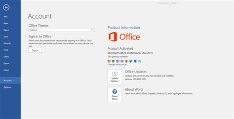 Microsoft Office Activator by Permanently Activate Ms Office 2016 Using Kmspico 10 0