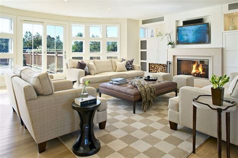 large living rooms things to consider when decorating large living room