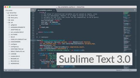 sublime text 3 new themes sublime text 3 0 released with new features download