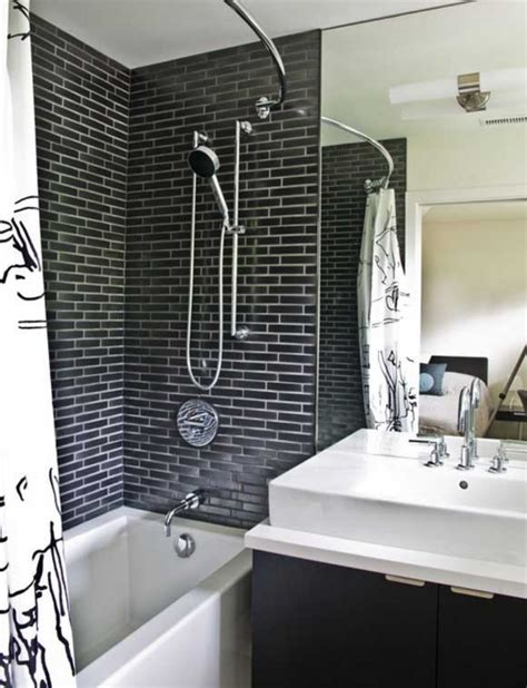black in bathroom 26 perfect ways to use black bathroom tiles in interior design