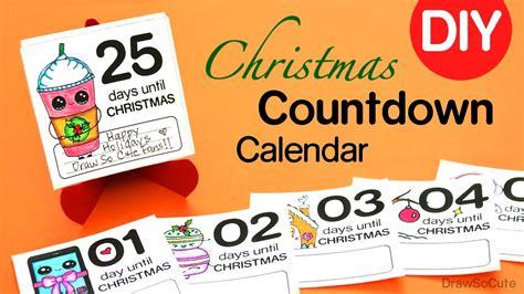 how to make a countdown calendar how to make a countdown calendar easy diy