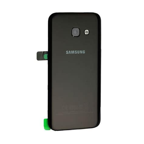 Samsung Galaxy A3 2017 Black Garansi Resmi 1 Tahun samsung galaxy a3 2017 back cover black