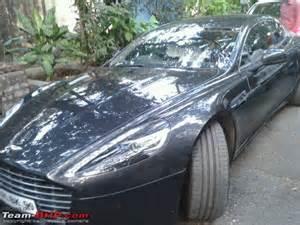 Aston Martin Crash Mumbai Pics Mumbai S Aston Martin Rapides Page 6 Team Bhp