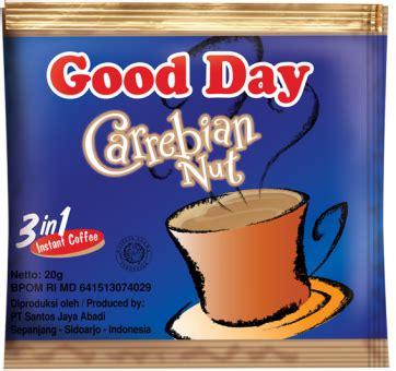 Day Carrebian Nut Kopi 1 Gtg jurnal revi okta kopi instan cappuccino day kopi