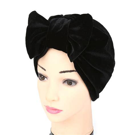 Harga Ikat Kepala Bandana by 2017 Wanita Headwear Beludru Wanita Earwarmers Ikat Rambut