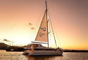 dinner on a boat cairns spirit of cairns sunset dinner cruise cairns tour info