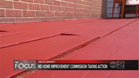 maryland home improvement commission investigates 11