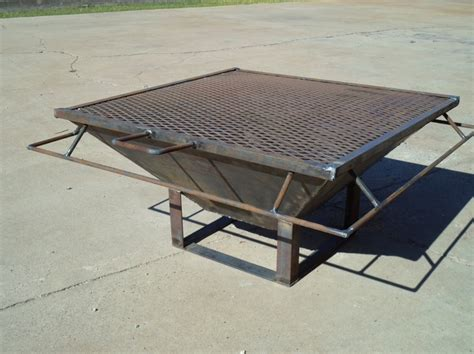 Small Metal Pit Small Welding Projects For Students Custom In House