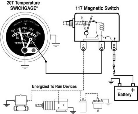 Wiring Diagram For Magnetic Switch Choice Image Wiring Diagram Sle And Guide 20t 25t Fw Murphy Production Controls