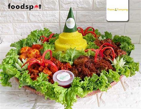 bento box seminyak  dapur tumpeng foodspot