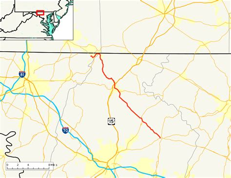 file maryland route 550 map svg