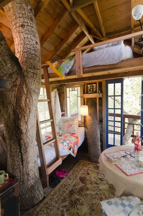 the coolest homes treetops brit bedroom mypost bed architecture interior wedding interiors treehouse
