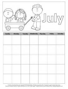 Search results for july fill in the blank calendar for kids