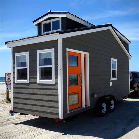 micro mobile homes custom finished tumbleweed mobile tiny house idesignarch