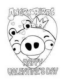 angry birds valentine coloring pages 1000 images about coloring pages on pinterest coloring