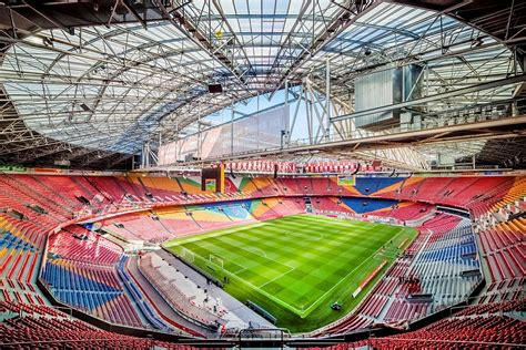 Home Design 3 Story news amsterdam arena improves stadia av signal routing