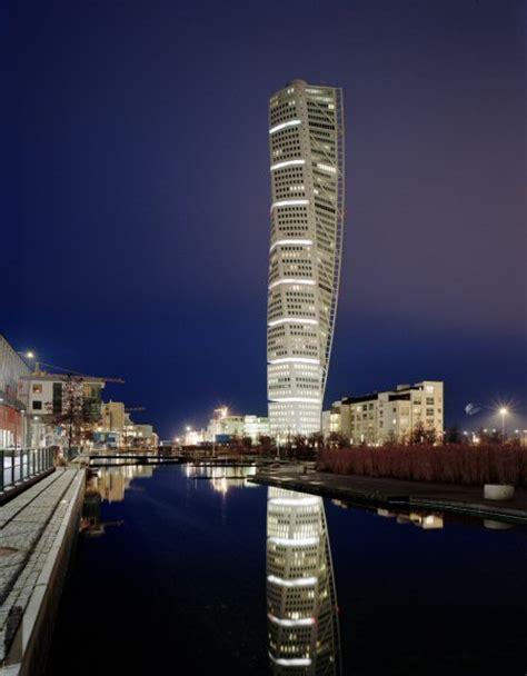 santiago calatrava turning torso tower malmo sweden woonq blog 187 blog archive 187 turning torso residential