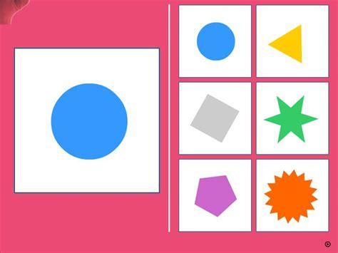 figuras geometricas juegos didacticos figuras movi 233 ndose juego para educaci 243 n infantil