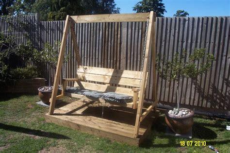 swinging forums garden swing diynot forums