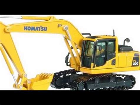 Alat Berat Pc200 Komatsu Mainan Rc Alat Berat Beko Excavator Digger