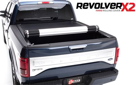 Bed Cover Merk California Toyota Tundra Bak Revolver X2 Rolling Tonneau Cover