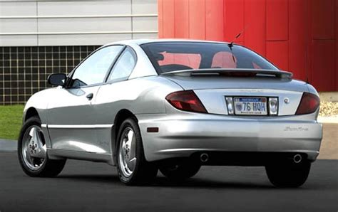 accident recorder 2003 pontiac sunfire transmission control used 2004 pontiac sunfire for sale pricing features edmunds