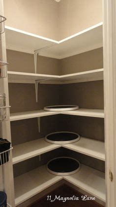 Corner Pantry Shelving by 1000 Ideas About Pantry Shelving On Stairs Pantry Pantry And Pallet Pantry
