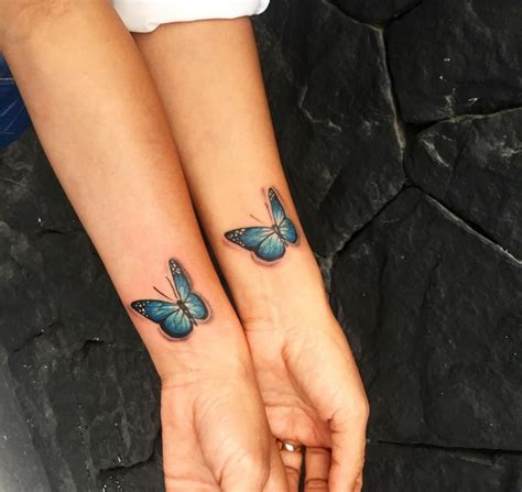 butterfly sister tattoos 31 designs ideas design trends premium