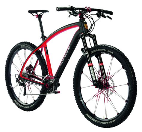 porsche mountain bike porsche bicycles with anti theft label the most
