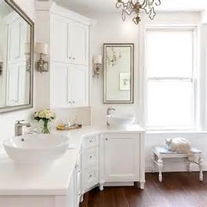 Corner Bathroom Vanity Ideas by Corner Bathroom Vanity Design Ideas