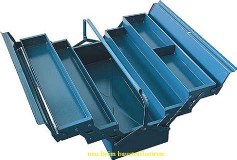 Werkzeugkasten Lackieren by Stahlblech Werkzeugkasten 5 Teilig Leer L 228 Nge 600 Mm