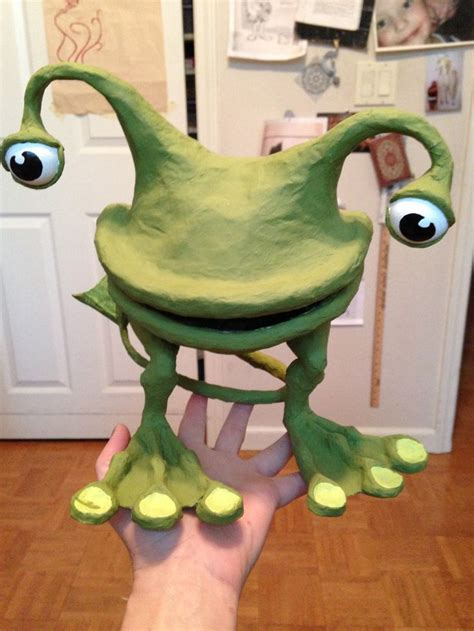 How To Make Paper Mache Monsters - another paper mache paper mache