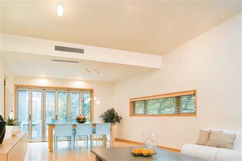 Concealed Ceiling by Auckland Mitsubishi Heatpumps Heat And Cool Products