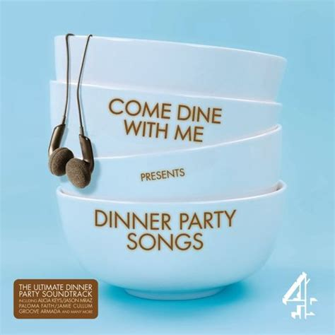 Come With Me Winter Dinner Menu by Come Dine With Me Presents Dinner Songs Various