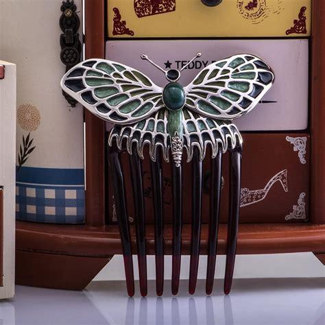 Jepit Kupu Kupu 1 titanic bunga mawar jepit rambut untuk gadis shenzhen hairpin kupu kupu hairpin jepit rambut