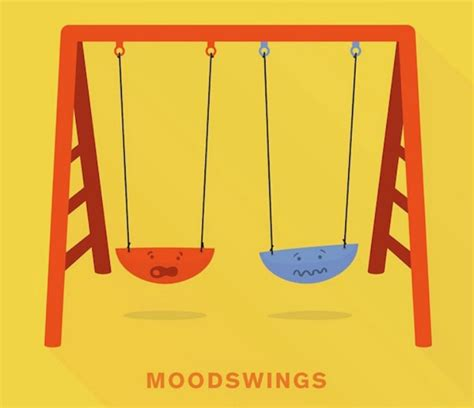 different mood swings an unhealthy lifestyle is the cause of your mood swings