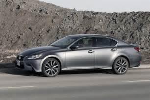 test drive 2014 lexus gs 350 awd f sport autos ca