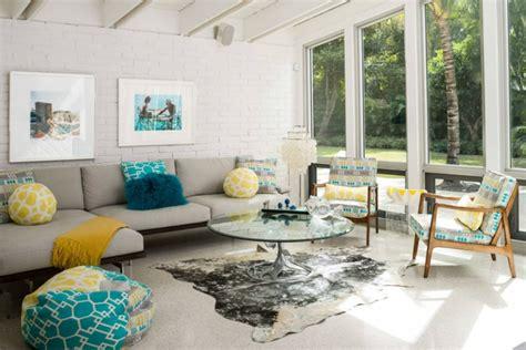 Retro Livingroom Maison 224 L Int 233 Rieur 233 Clectique Et Joyeux En Floride